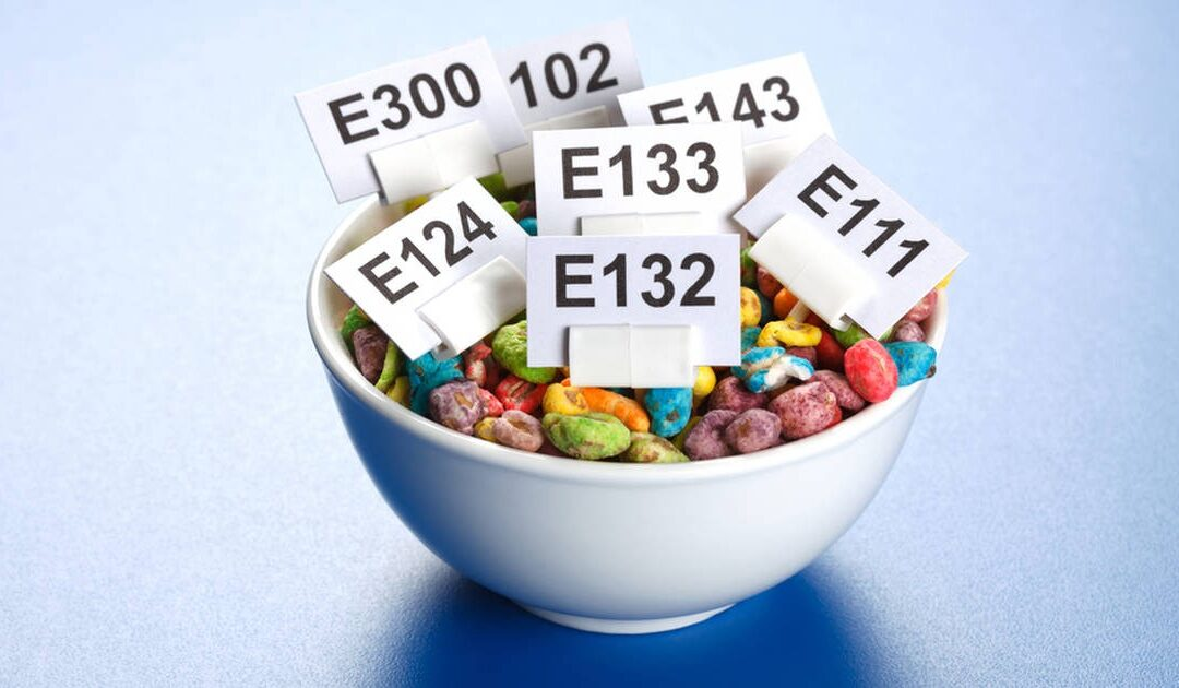 Seven facts you didn't know about E-numbers