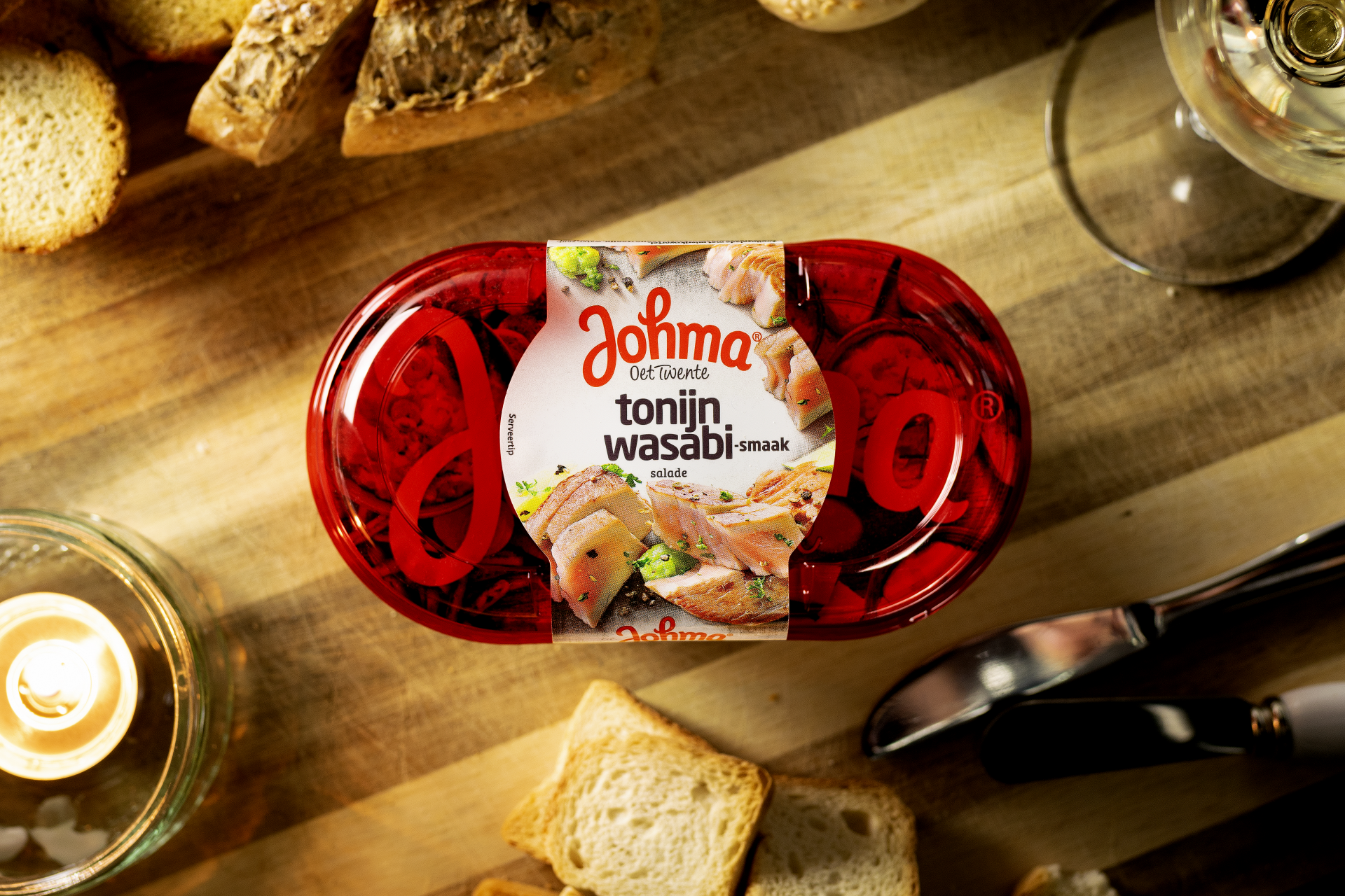 Johma brood & toast