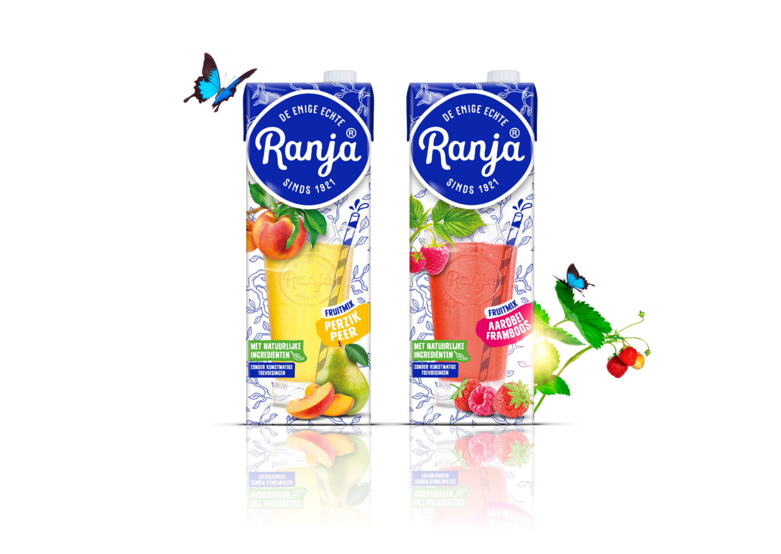 Verfrissing in het schap: Ranja Fruitmix!